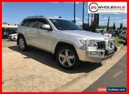 2011 Jeep Grand Cherokee WK Limited Wagon 5dr Spts Auto 5sp 4x4 3.0DT [MY11] A for Sale